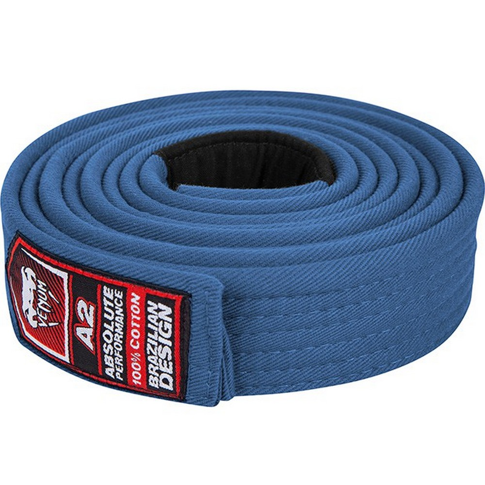 Пояс Venum BJJ Belt - Blue