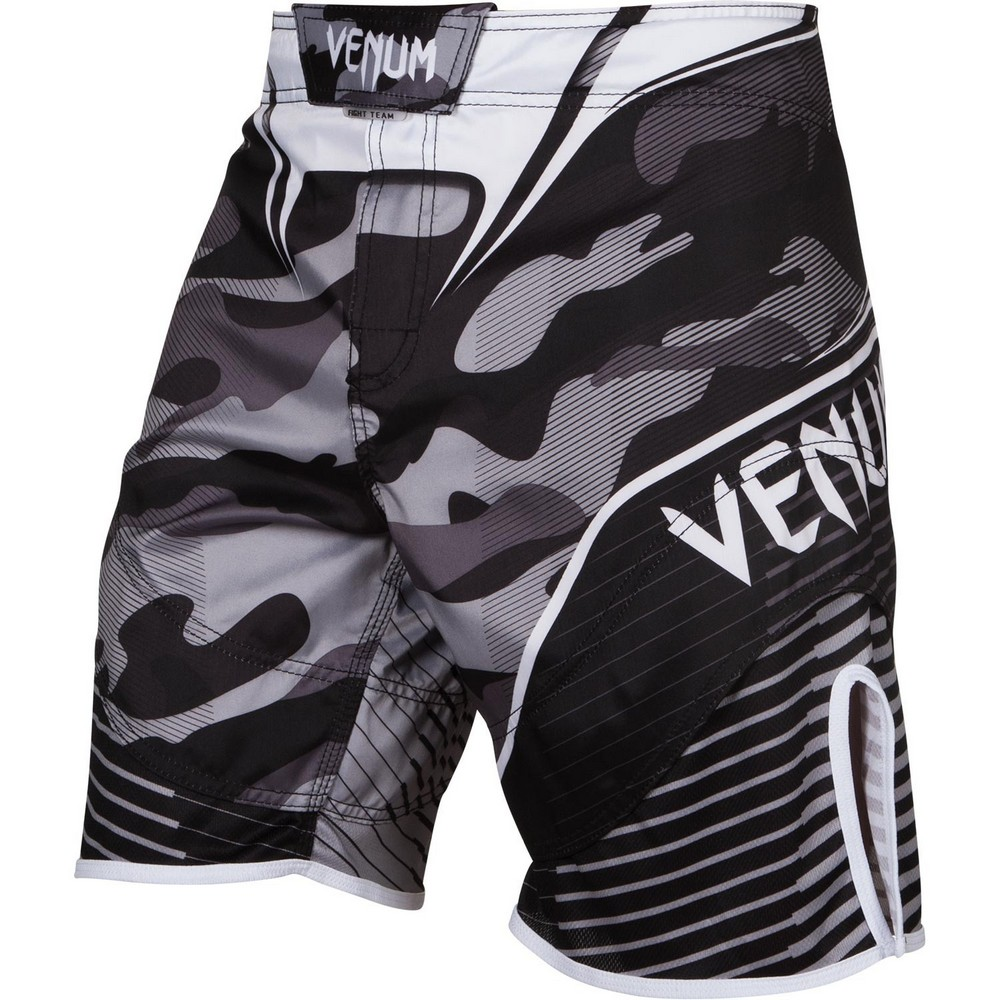 Шорты Venum Camo Hero FIght Shorts - Grey