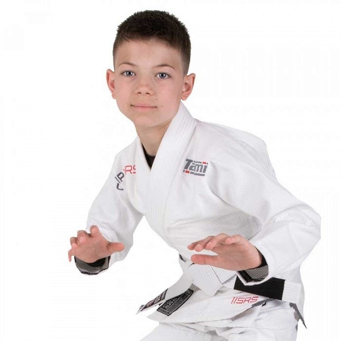Кимоно Детское Tatami Kids Comp SRS Lightweight BJJ Gi - White