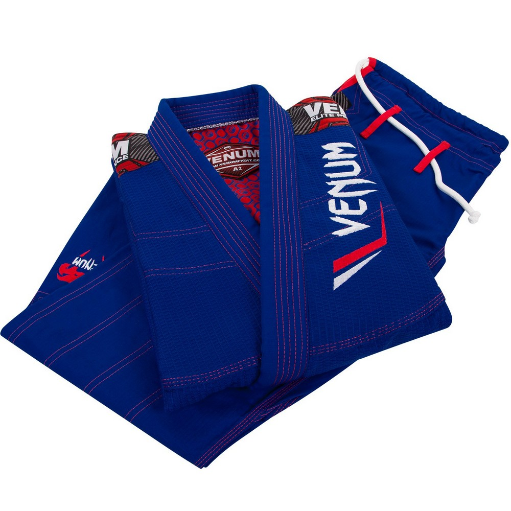 Кимоно Venum Elite BJJ Gi - Royal