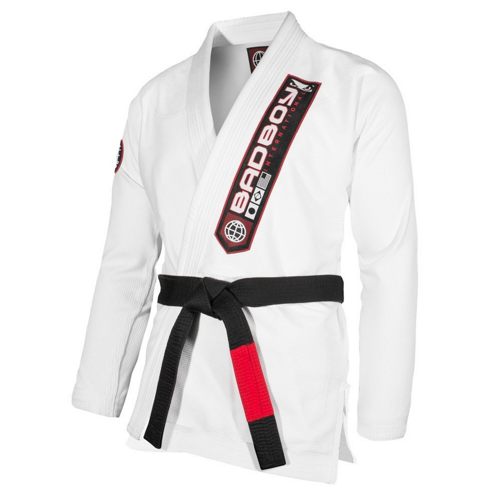 Кимоно Bad Boy Pro Series Champion BJJ Gi - White фото 2
